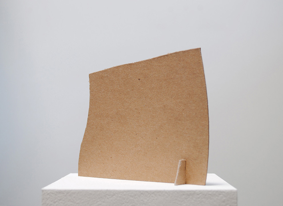 Stephen Cummings, Cardboard, 2010